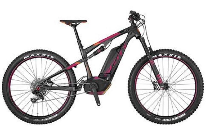 Scott Contessa E-bike 720 plus