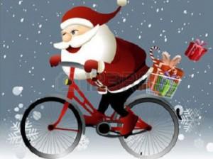 31902191-santa-claus-riding-a-bike